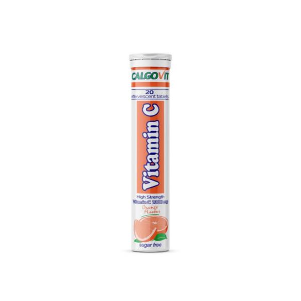 Calgovit Vitamin C 20tablets
