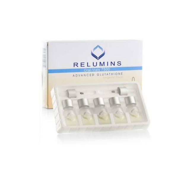 Relumins Advanced Glutathione 7500mg Oral Vials
