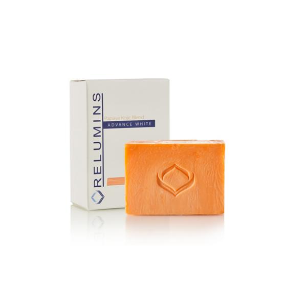 Relumins Advance White Papaya Kojic Blend Soap