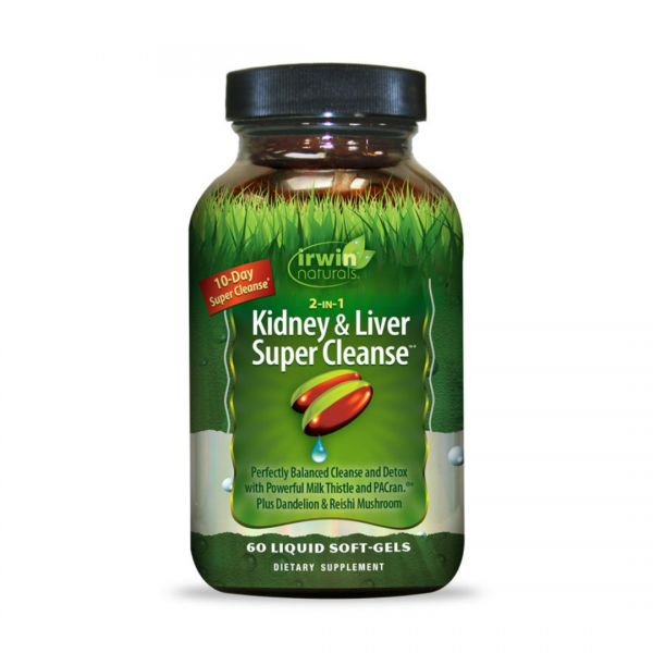Irwin Naturals Kidney & Liver Cleanse